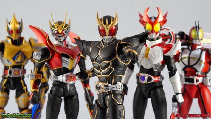 S.H. Figuarts Shinkocchou Seihou Kamen Rider Kuuga Ultimate Form Gallery