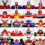 Super Sentai Toy History 40