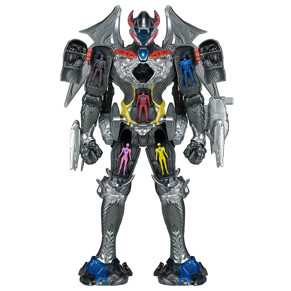 power rangers interactive movie megazord toku ponies. Black Bedroom Furniture Sets. Home Design Ideas