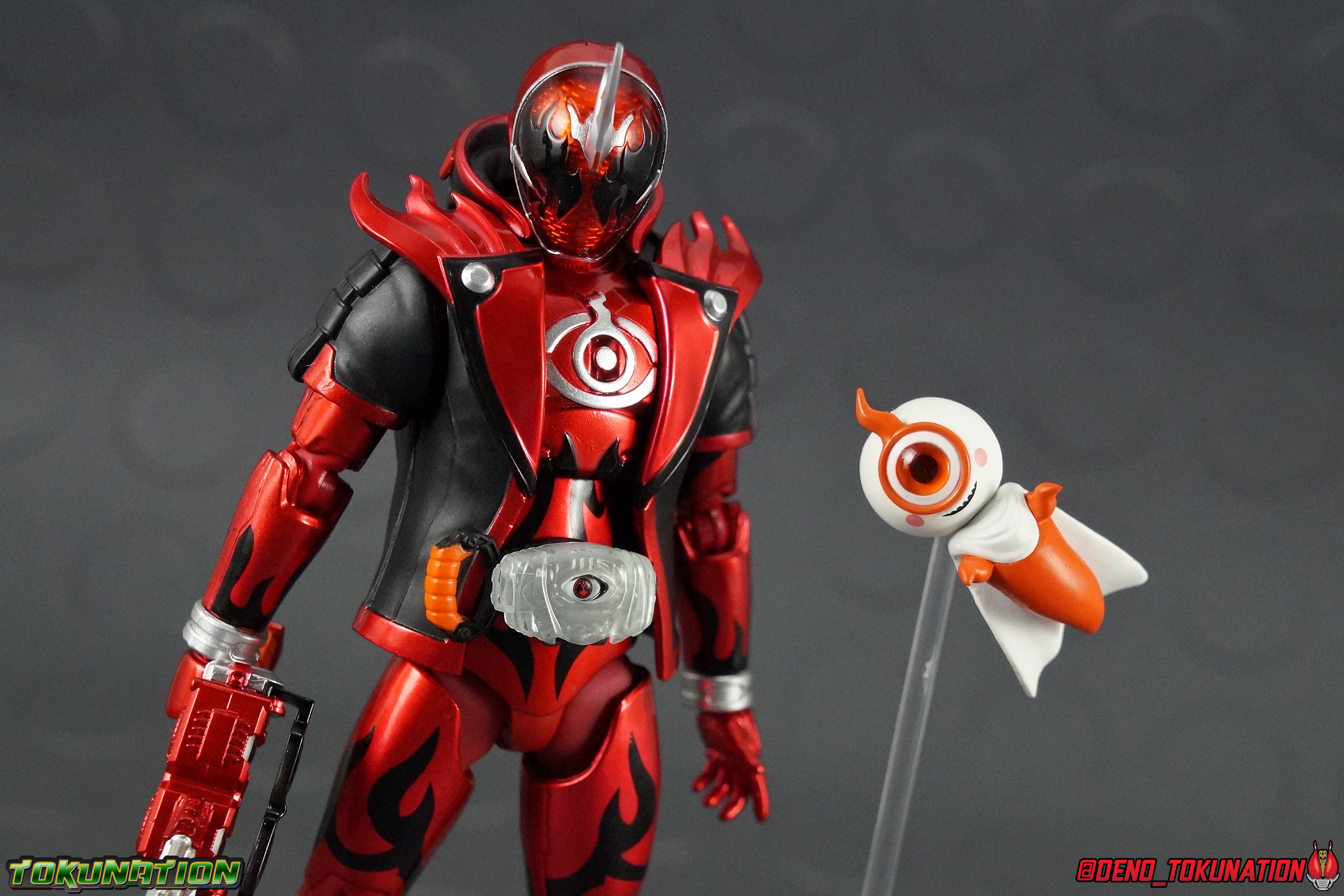SH Figuarts Kamen Rider Ghost Toucon Boost Damashii 001