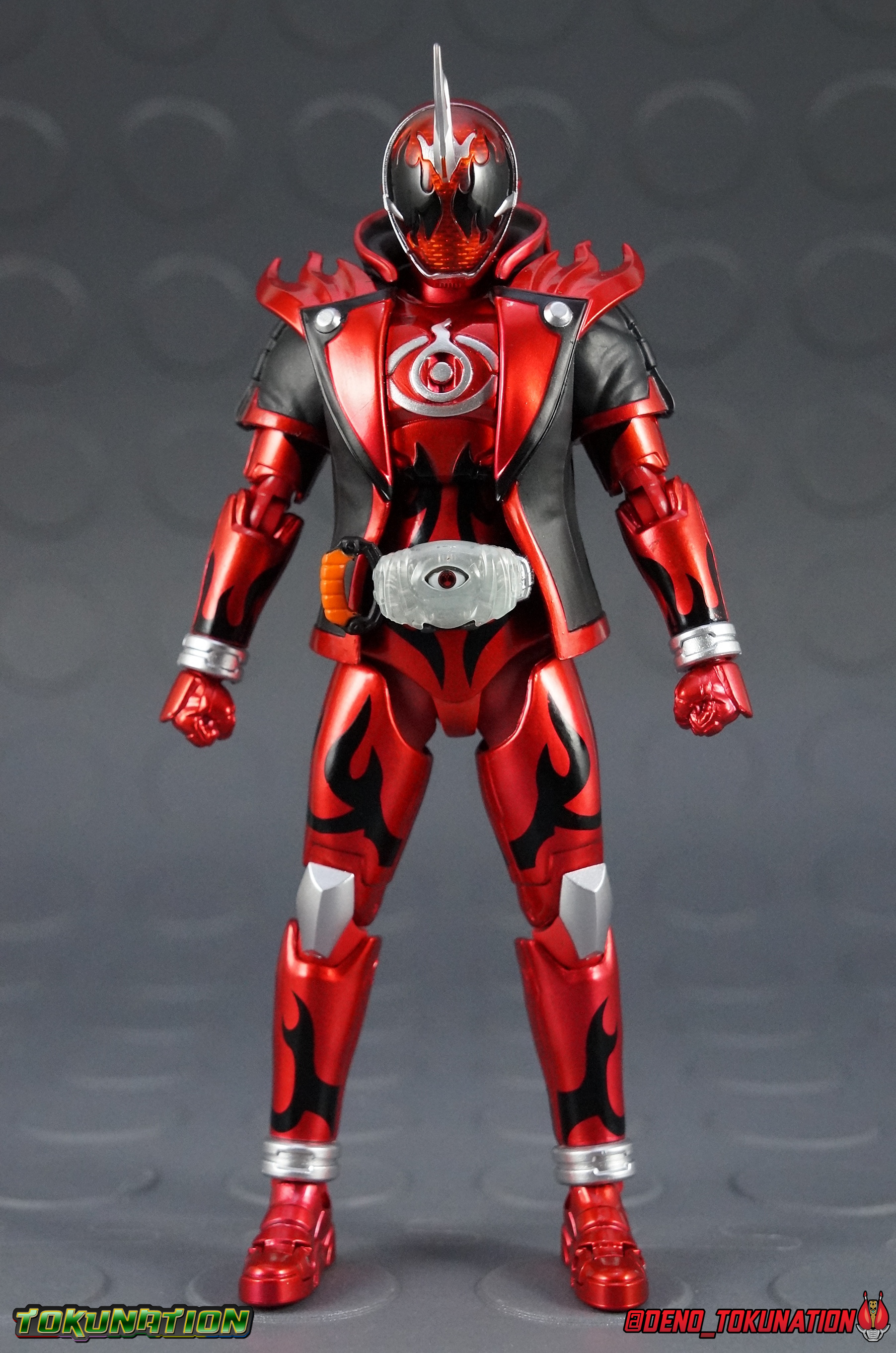 SH Figuarts Kamen Rider Ghost Toucon Boost Damashii 006
