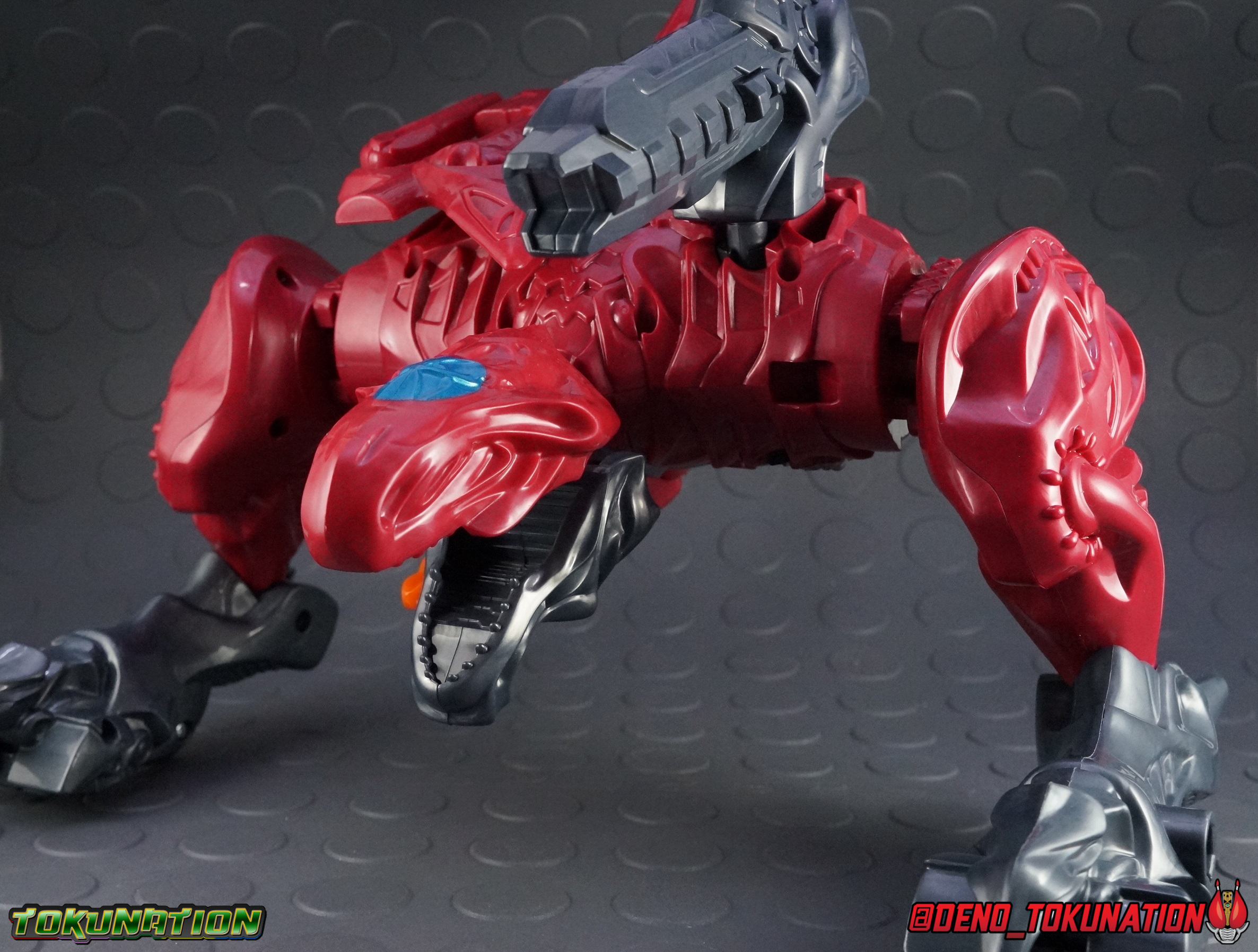 Uncategorized Robot From Power Rangers power rangers movie t rex battle zord gallery toku toy box entry 2017 with red ranger 063