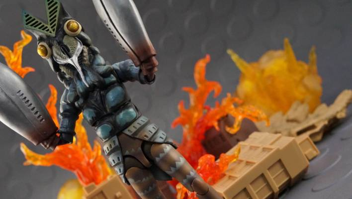 S.H. Figuarts Alien Baltan Gallery - Toku Toy Box Entry
