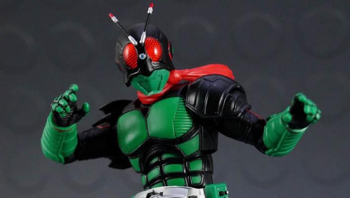 S.H. Figuarts Movie Kamen Rider 1 Gallery - Toku Toy Box Entry