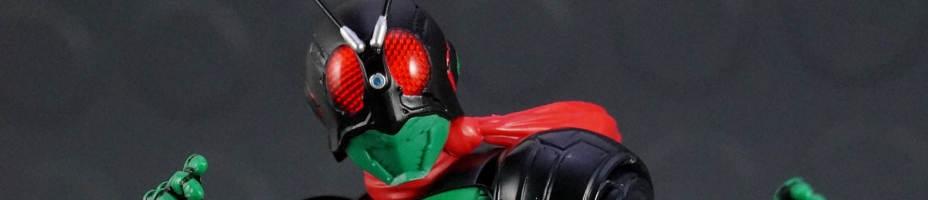 SH Figuarts Movie Kamen Rider 1 Gallery 030