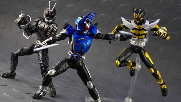 S.H. Figuarts Shinkocchou Seihou Kamen Rider Gattack Gallery  - Toku Toy Box Entry
