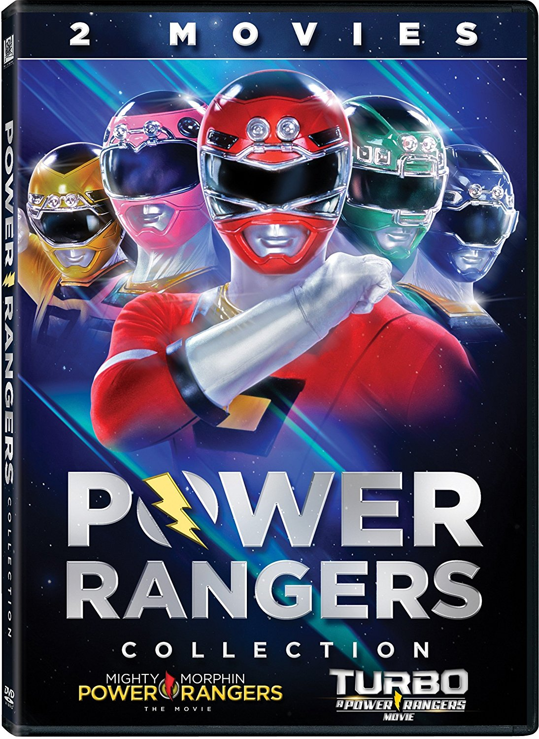 Mighty Morphin Power Rangers The Movie and Turbo A Power ...