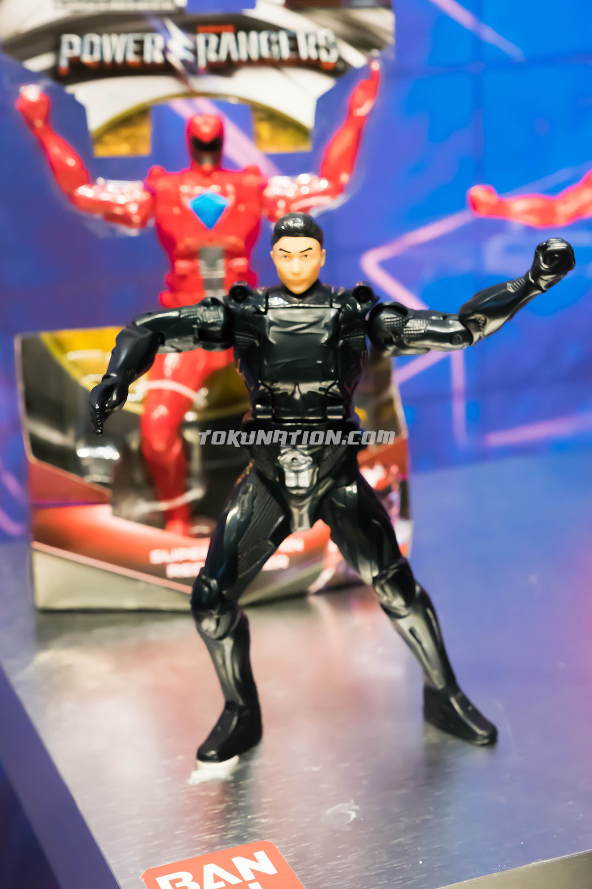 Best Power Ranger Toys And Action Figures : Toy fair power rangers movie figures and