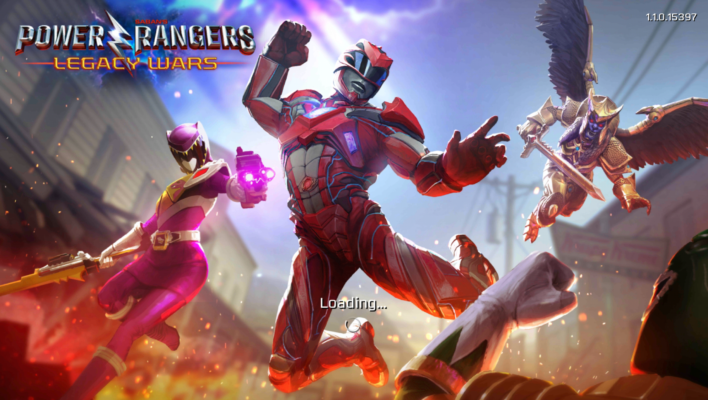 Power Rangers Legacy Wars Review