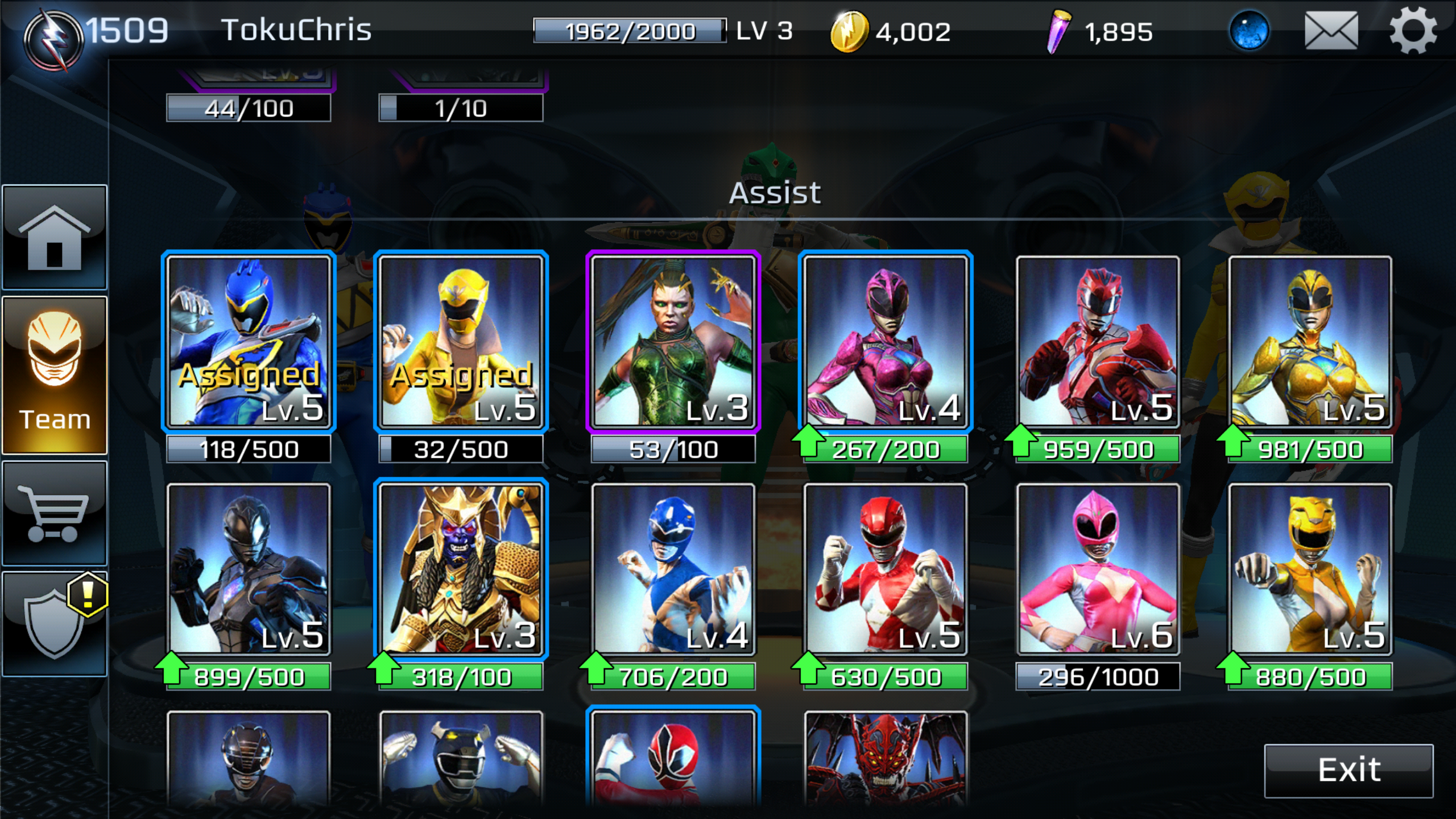 Power Rangers Legacy Wars Review - Tokunation