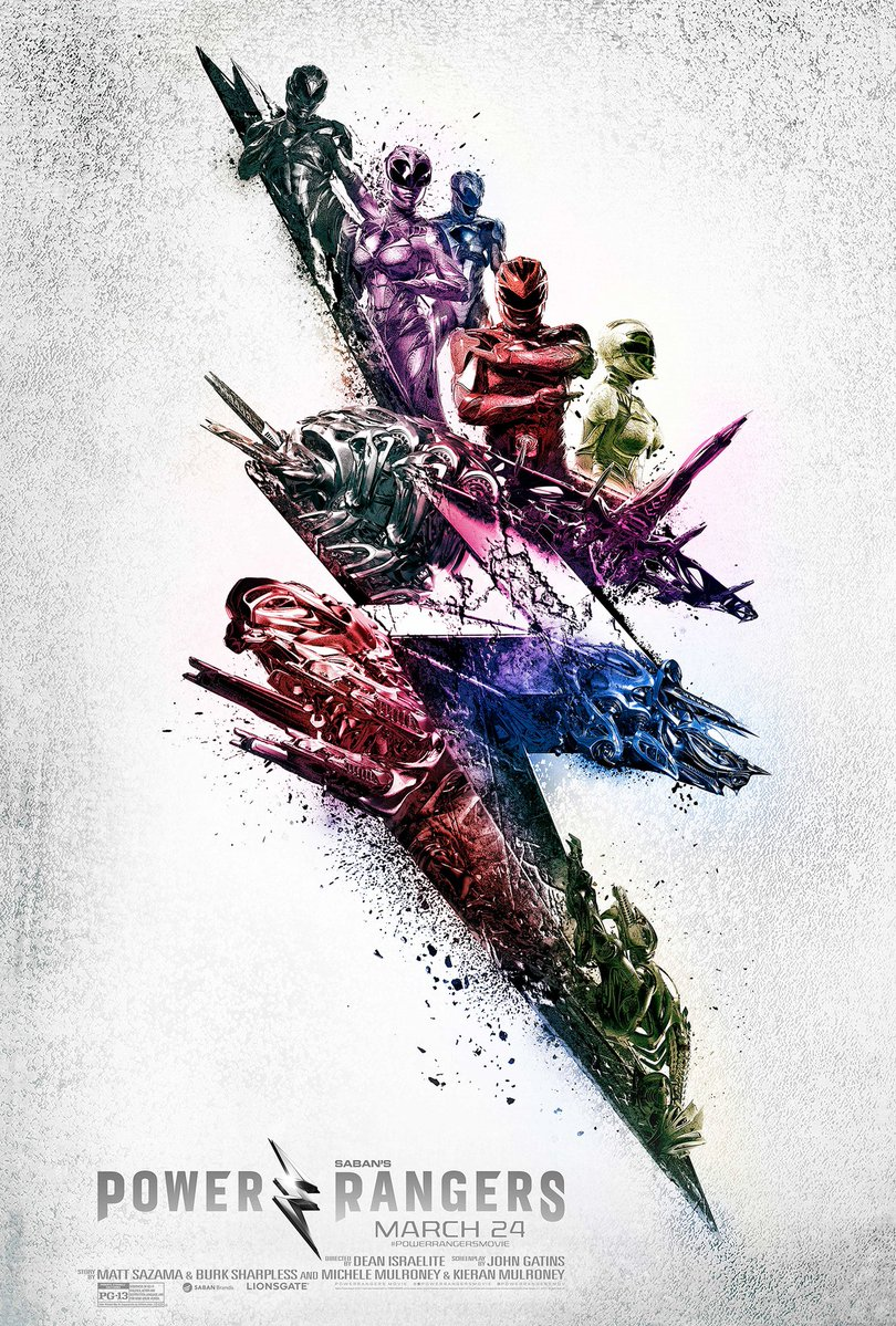 New Power Rangers Movie 2017 Video Footage Online