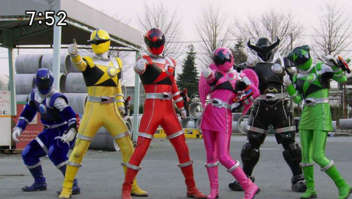 500 Plus Screen Captures of Uchu Sentai Kyuranger Episode 04