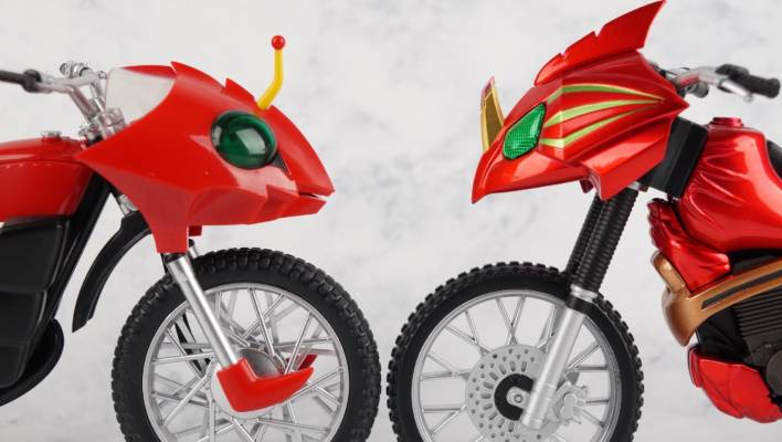 Kamen Rider Amazons: S.H. Figuarts Jungraider Gallery