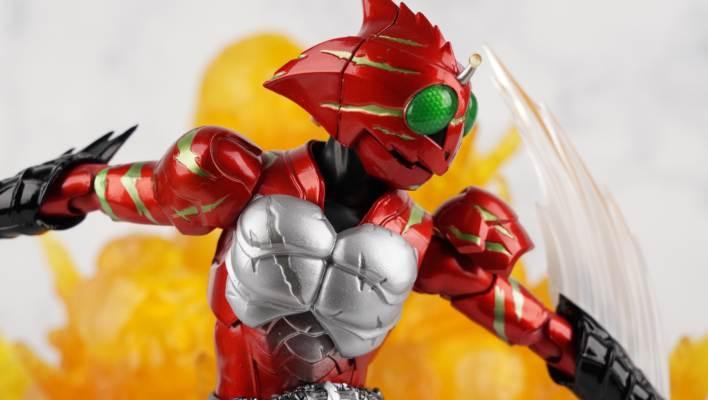 S.H. Figuarts Kamen Rider Amazon Alpha (Amazon JP Edition) Gallery