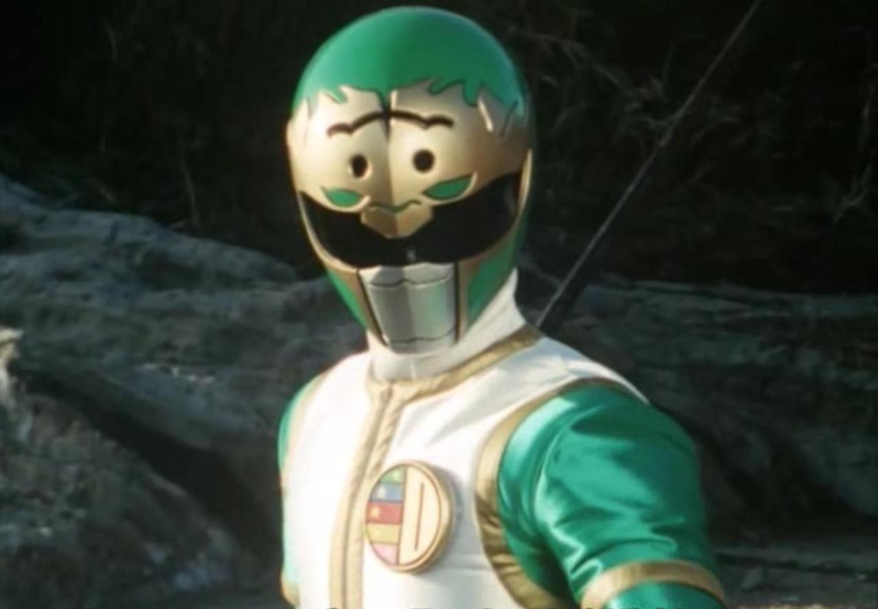 gosei sentai dairanger ending relationship