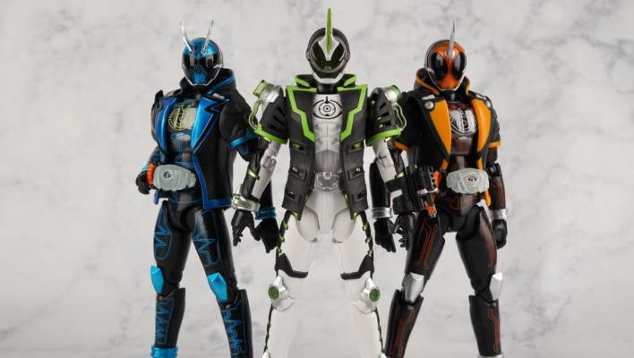 S.H. Figuarts Kamen Rider Necrom Gallery