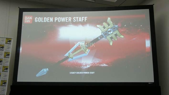 SDCC 2017 - Power Rangers