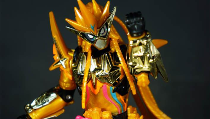Kamen Rider ExAid LVUR18 Maximum Gamer and Hyper Muteki Gamer Gallery