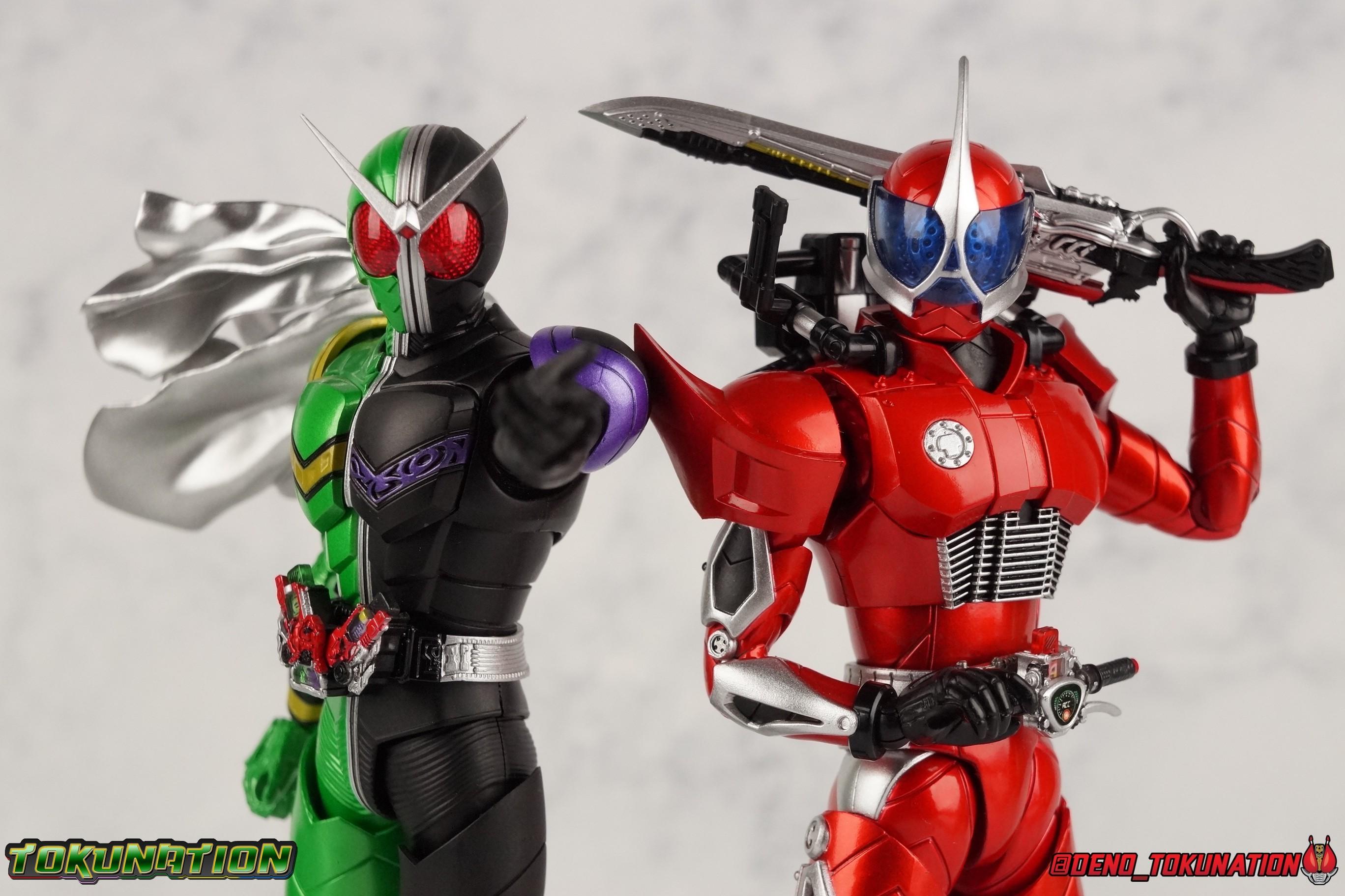 S.H. Figuarts Shinkocchou Seihou Kamen Rider Accel Gallery