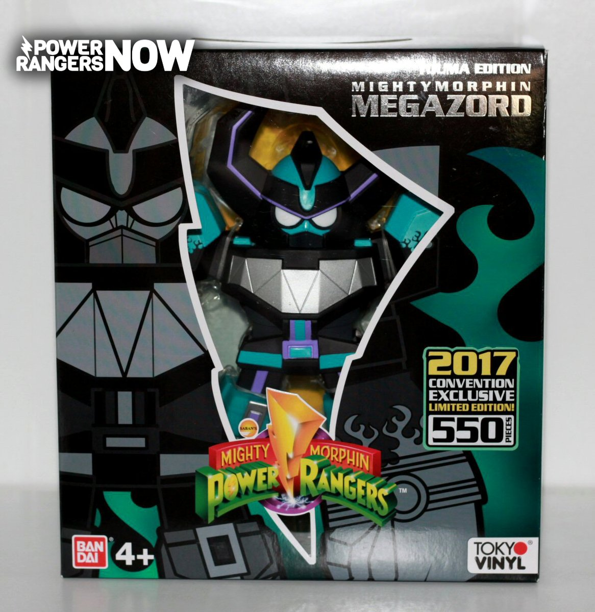 Nycc 2017 Power Rangers Exclusives Revealed Tokunation
