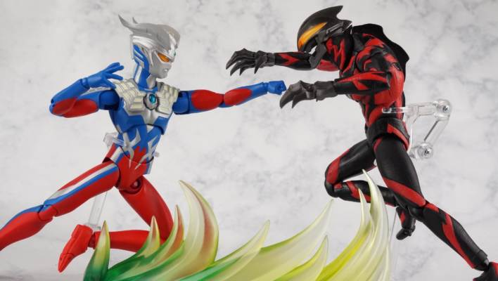Ultra-Act Ultraman Belial Gallery