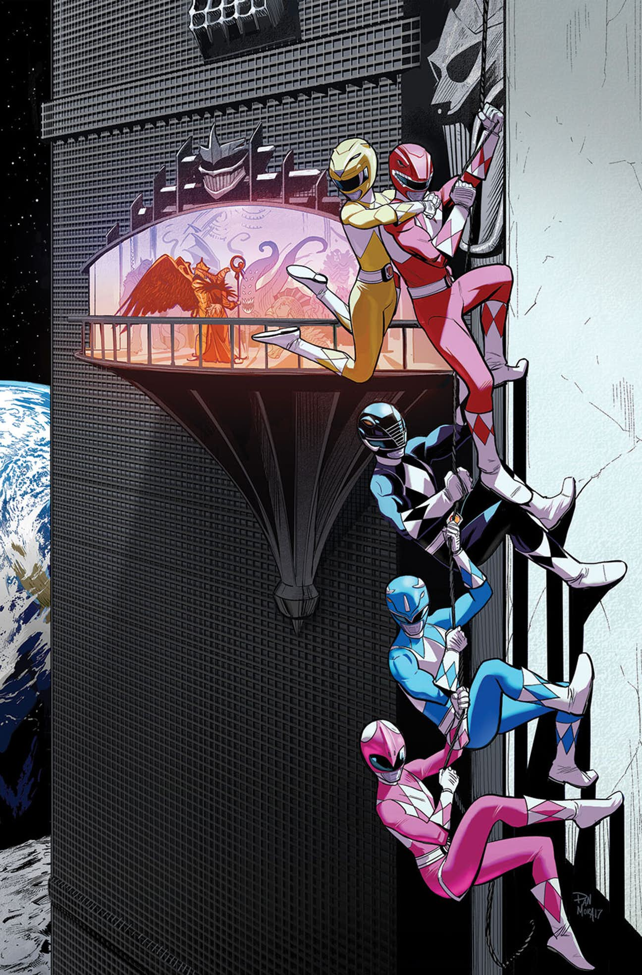 Go To Www Bing Comhella Www Bing Com: Go Go Power Rangers Issue 6 Covers And Synopsis