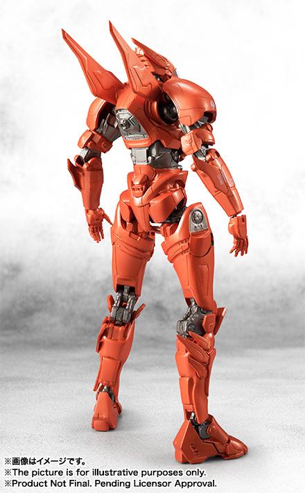 Robot Damashii Obsidian Fury Guardian Bravo And Saber