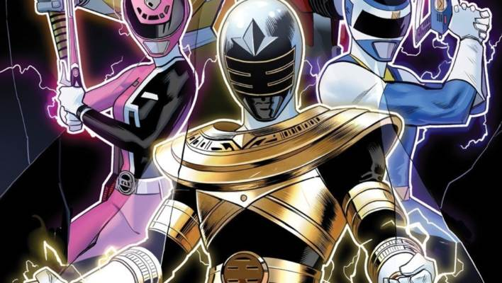 BOOM! Studios Power Rangers Shattered Grid Event - Covers and Guest Rangers Revealed