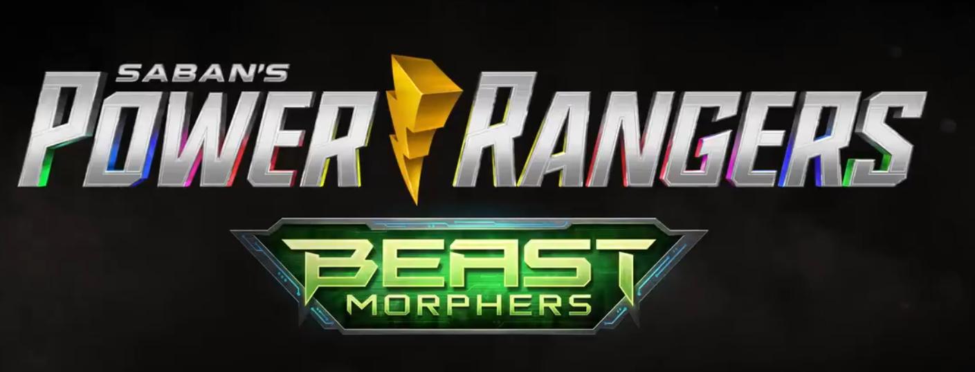 Power Rangers Beast Morphers Coming 2019- Tokumei Sentai Go-Busters Adaptation!