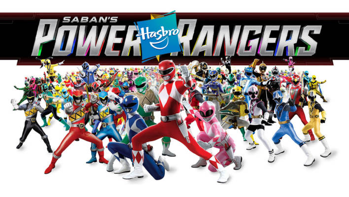 Hasbro Becomes New Producer Of Power Rangers Toys!