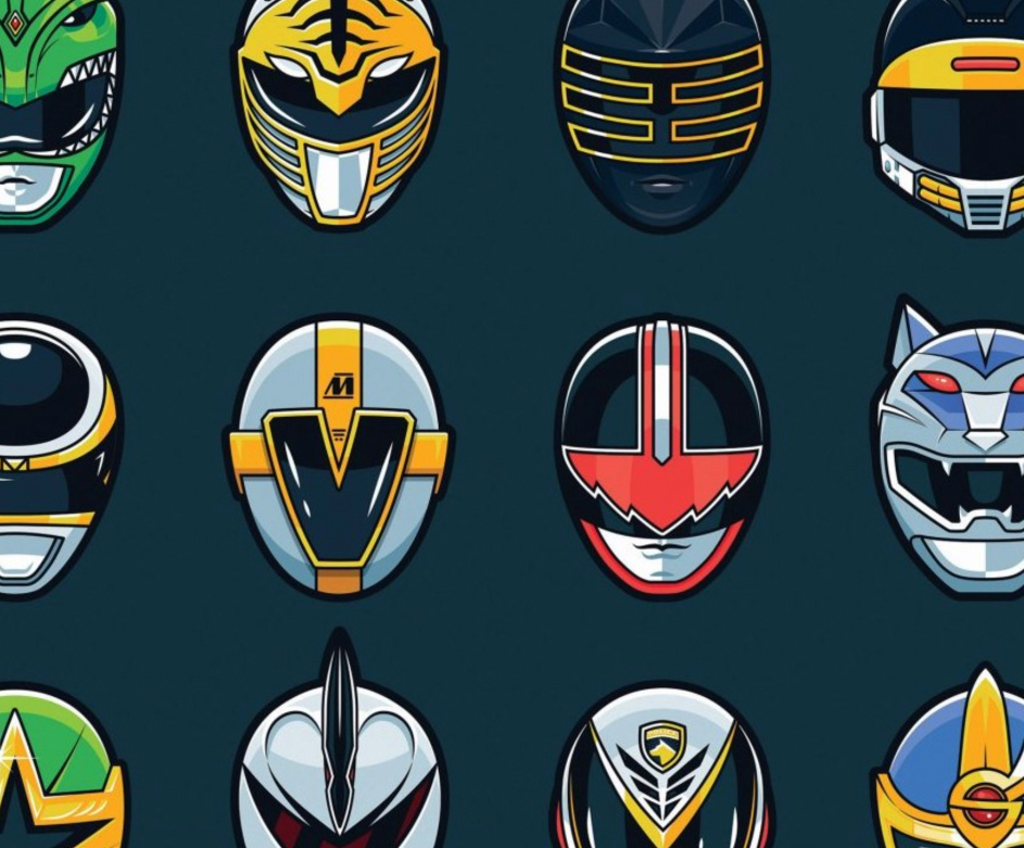 Power Rangers Artist Tribute Book Review Tokunation