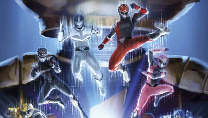 Exclusive WonderCon Power Rangers HyperForce Comic Cover Revealed
