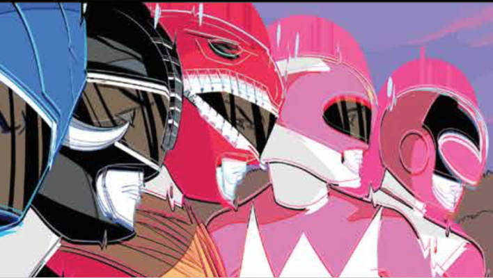 Review - Mighty Morphin Power Rangers 026 from BOOM! Studios - SPOILERS