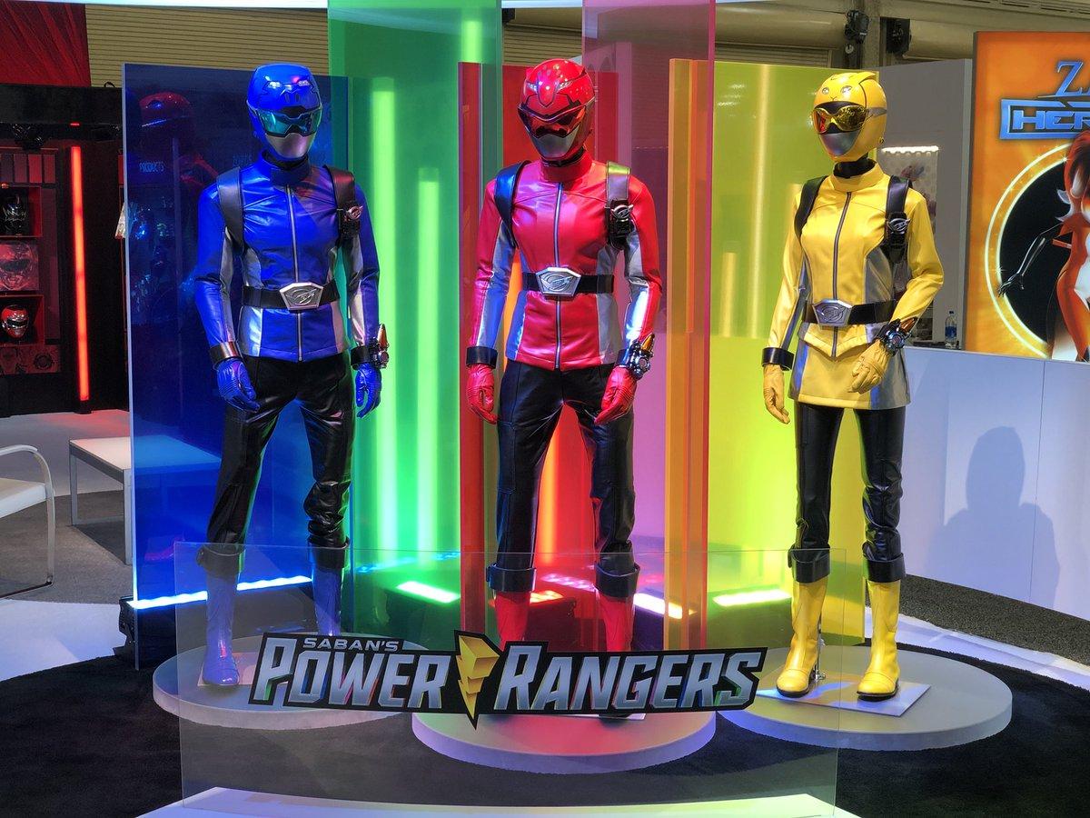 Power Rangers Beast Morphers On Display At Licensing Expo 2018!