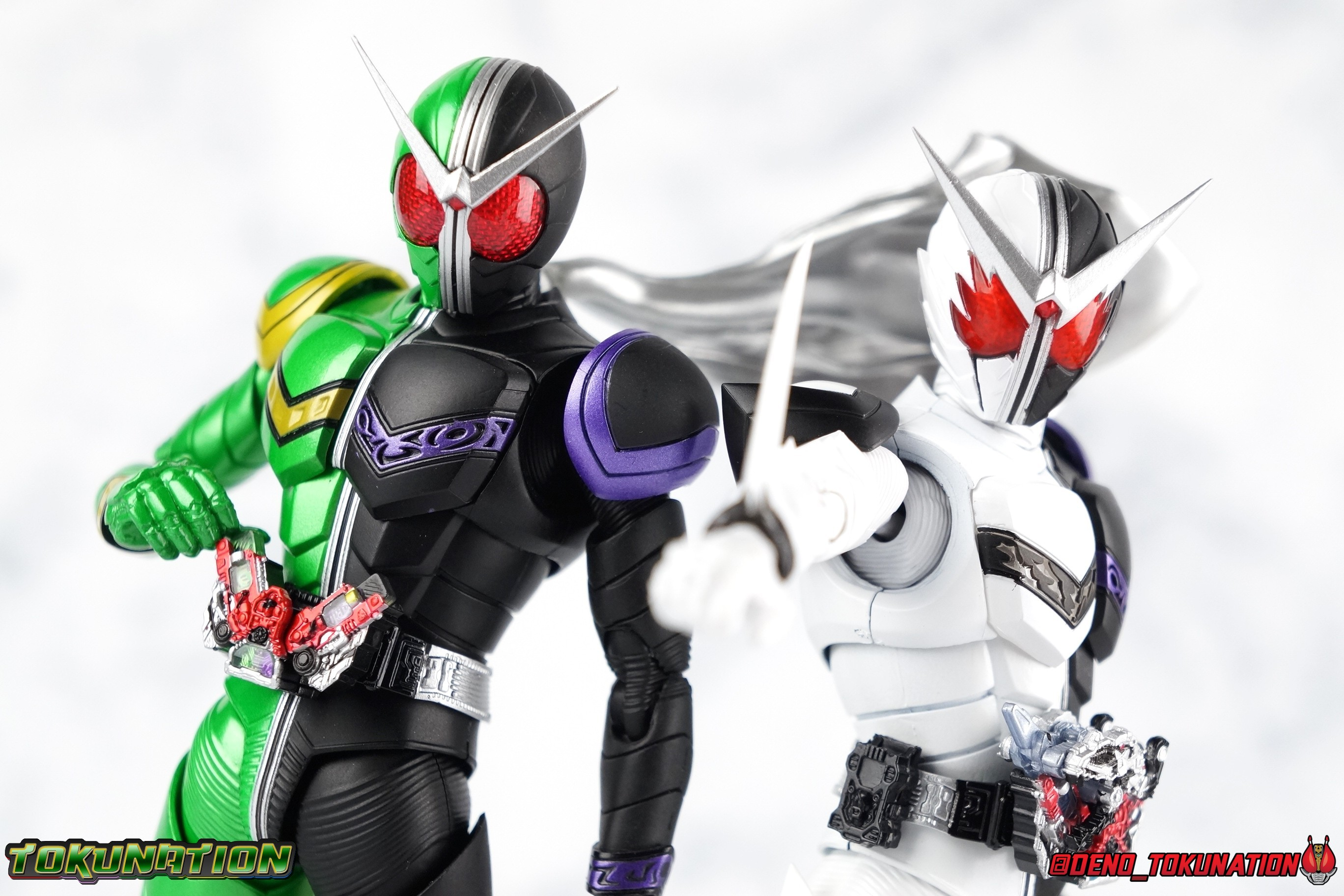 S.H. Figuarts Shinkocchou Seihou Kamen Rider W Fang Joker Gallery
