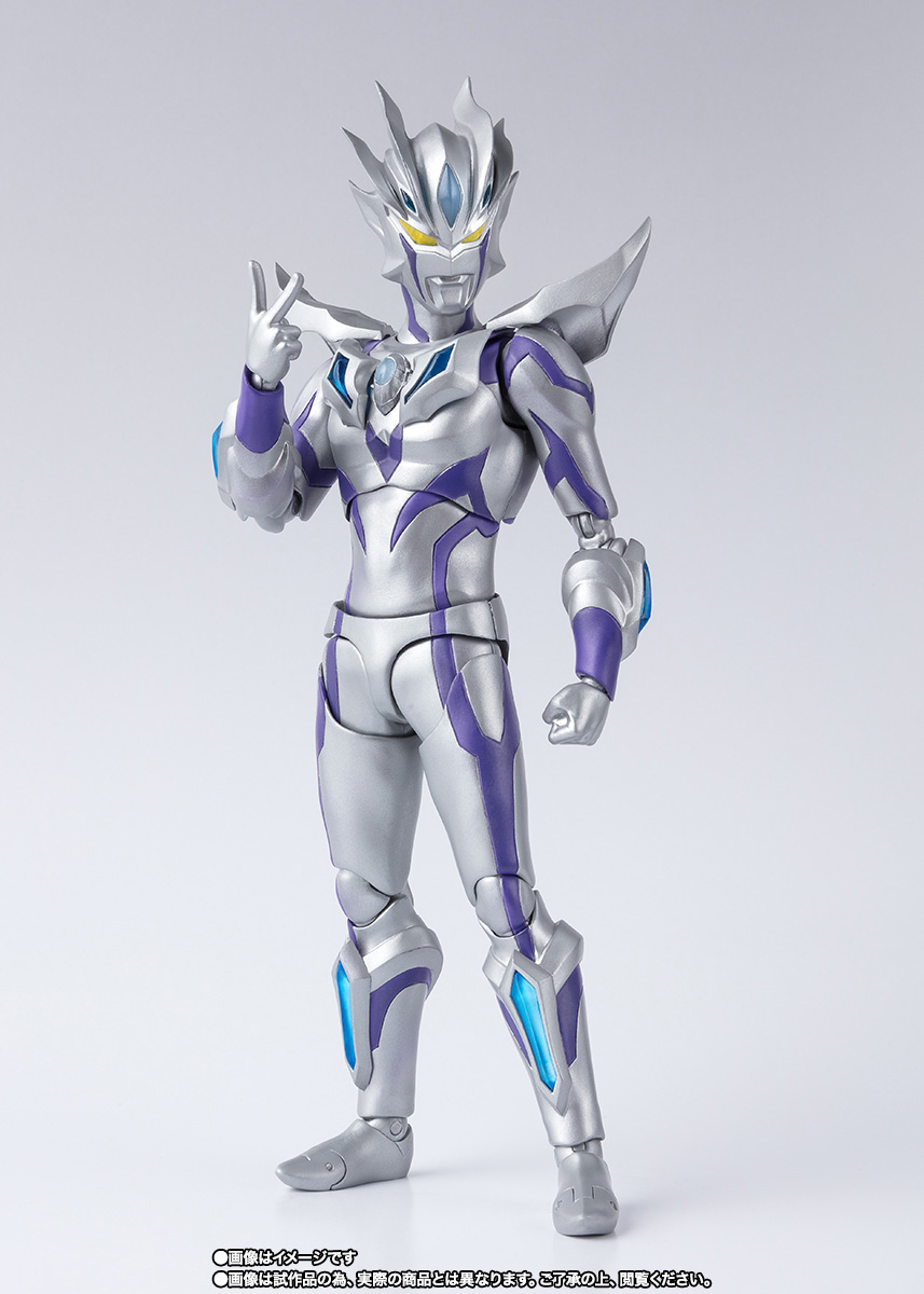 S.H. Figuarts Ultraman Zero Beyond Official Images ...