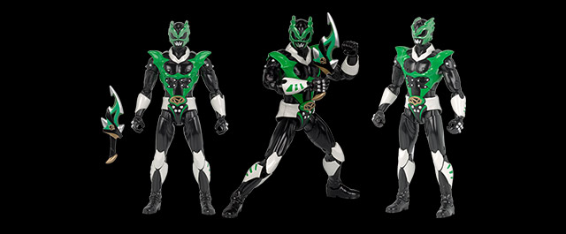 Bandai SDCC 2018 Exclusives Revealed: Legacy Psycho Green & Silver, Gold Ranger Zeonizer