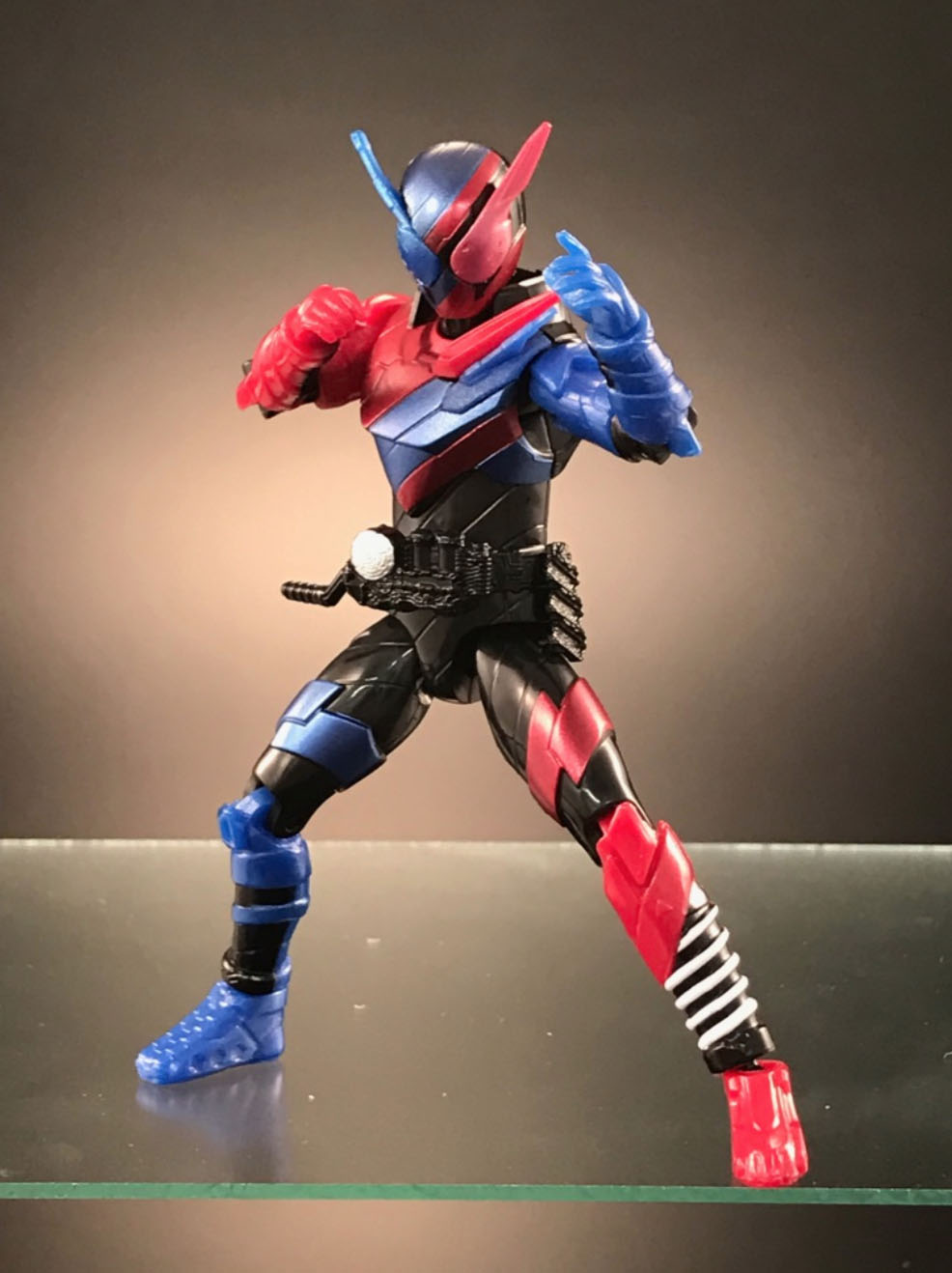 first in hand images of the upcoming rider kick figure series from