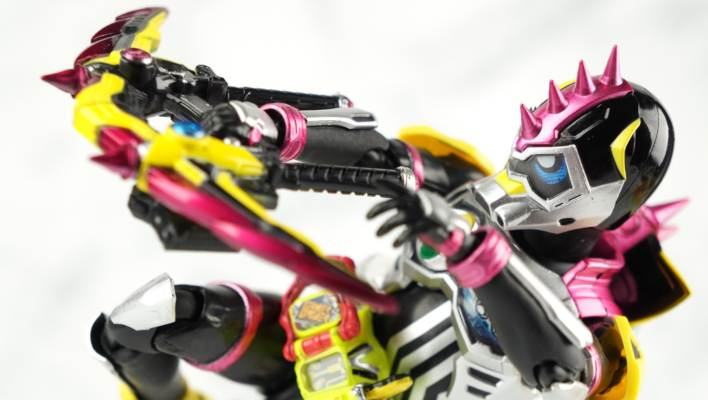 S.H. Figuarts Kamen Rider Lazer Turbo Bike Gamer Level 0 Gallery