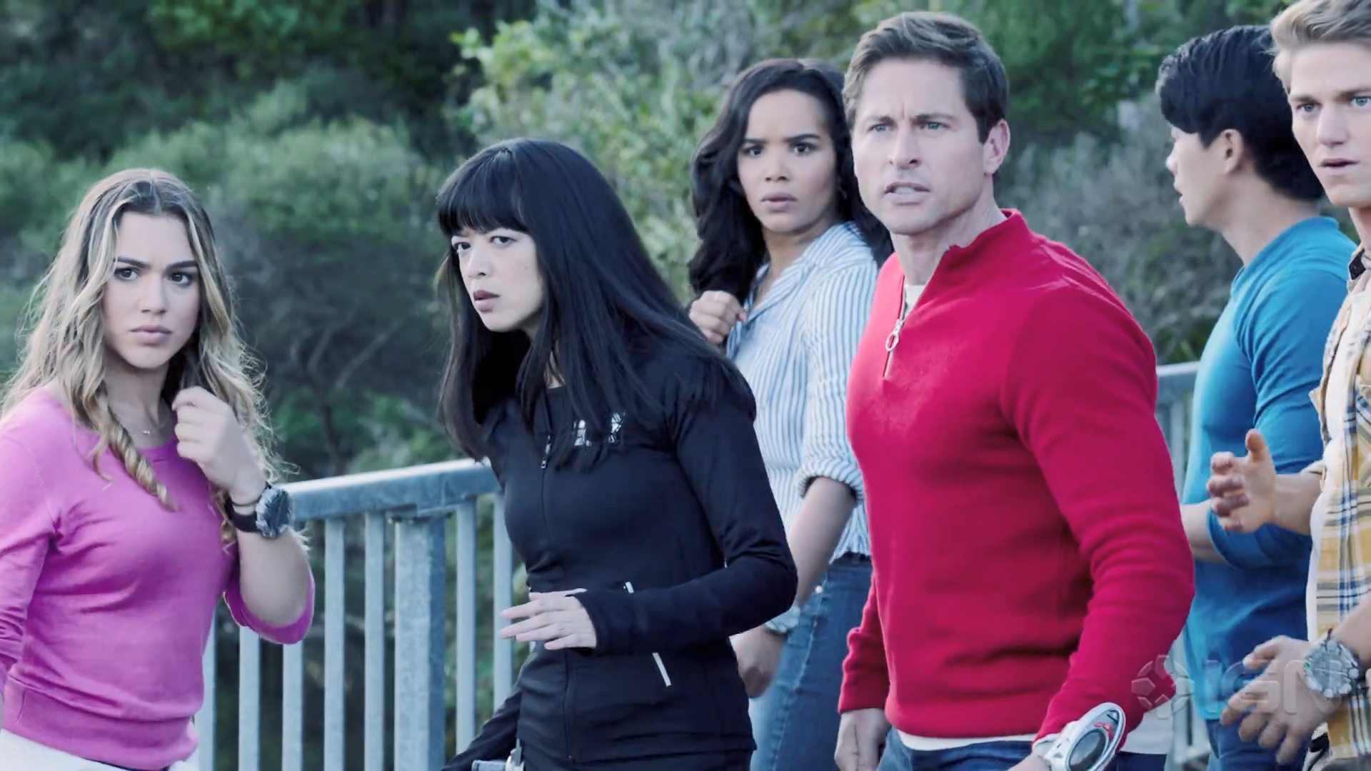 Power Rangers Super Ninja Steel Fall Preview Trailer- Featuring 25th Anniversary Guest Stars!