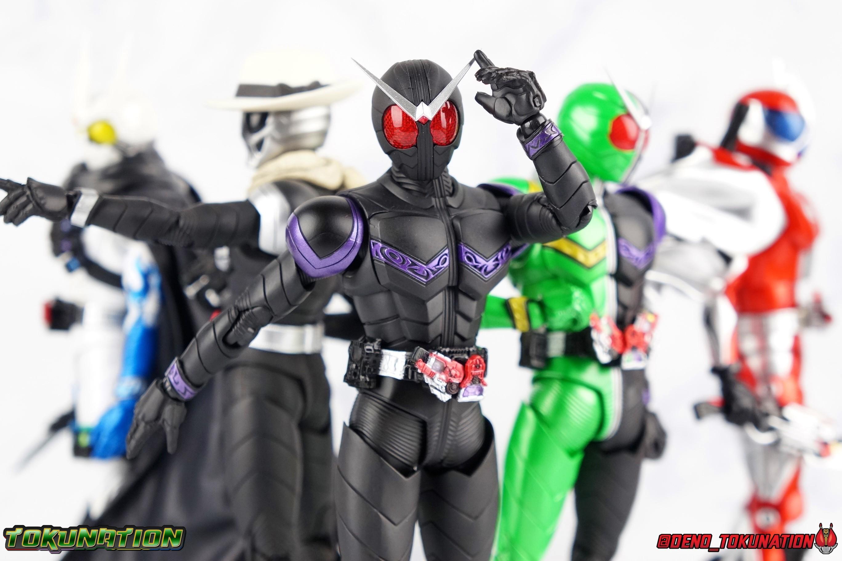 S.H. Figuarts Shinkocchou Seihou Kamen Rider Joker Gallery