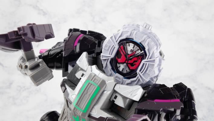 Kamen Rider Zi-O: DX Time Mazine Gallery