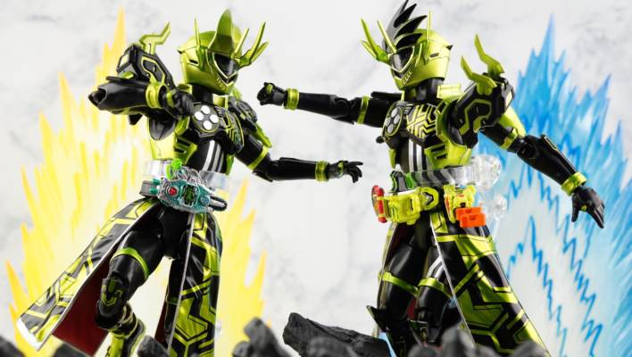 S.H. Figuarts Kamen Rider Cronus Chronicle Gamer Gallery