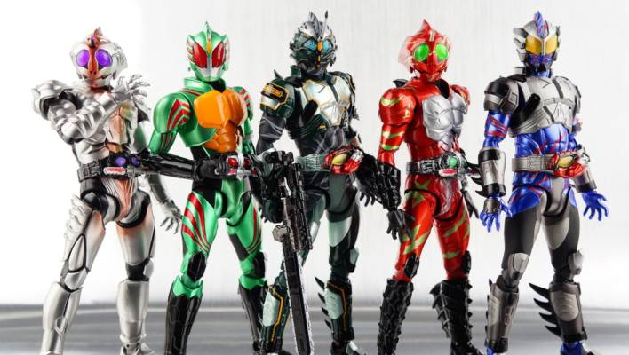 Toku Toy Box: S.H. Figuarts Kamen Rider Amazon Neo Alpha Gallery