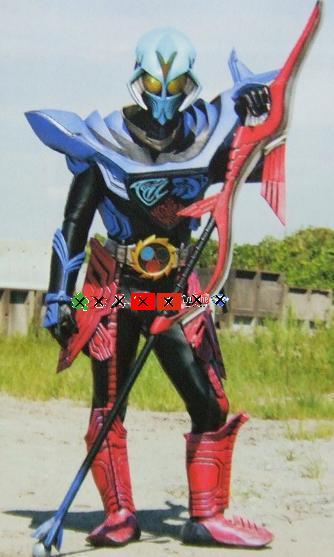 New Kamen Rider × Kamen Rider Fourze & OOO: Movie War Megamax