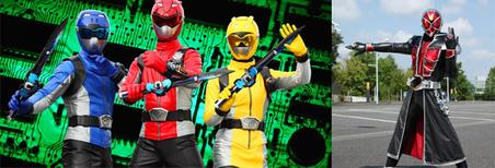 Kamen Rider Wizard Episode 01 Ratings - Go-Busters Improves
