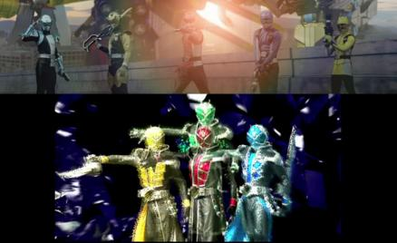 Ratings for Kamen Rider Wizard Episode 03 and Go-Busters Mission 30