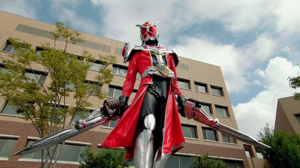 Catch Up - Kamen Rider Wizard Episode 23