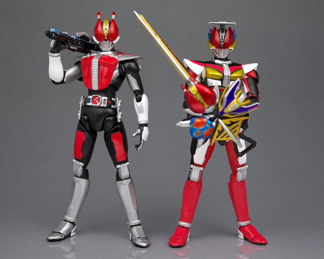 S H  Figuarts Kamen Rider Den-O Liner Form Pictorial Review