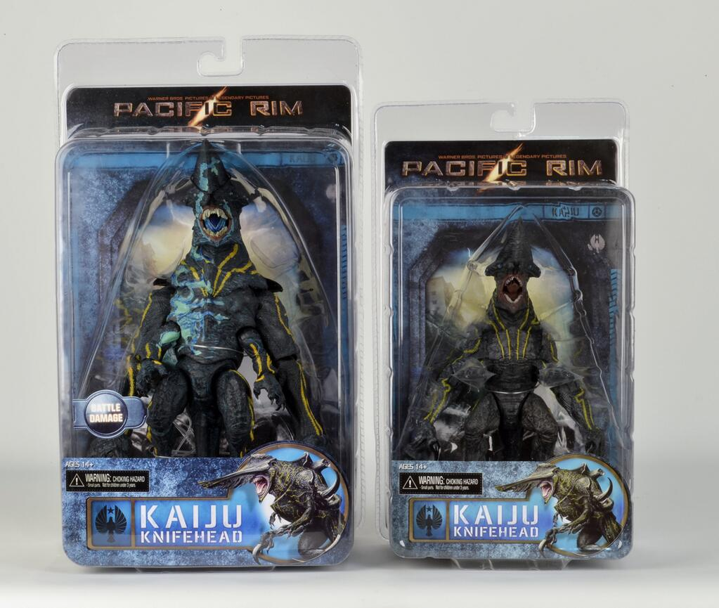 Pacific Rim Quot Knifehead Quot Version 2 In Package Images